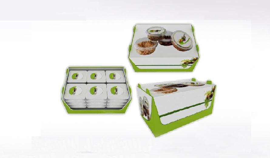 Packaging carton et boîte de transport  - Lux Emballages, expert en PLV carton