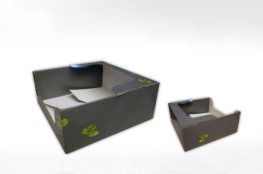 Boîtes en carton personnalisées - Lux Emballages, expert en PLV carton