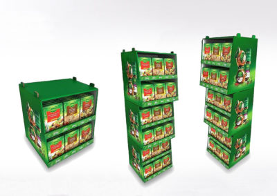Display en carton - Lux Emballages