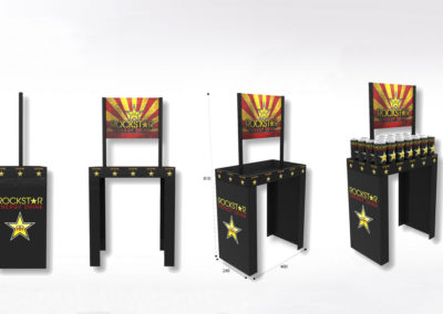 Display carton, PLV - Lux Emballages
