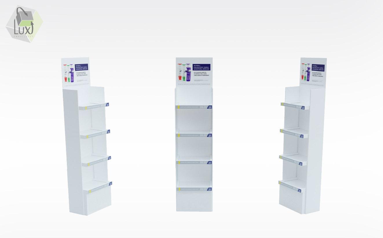 Présentoir et display pour produits pharmaceutiques - Lux Emballages, expert en PLV carton