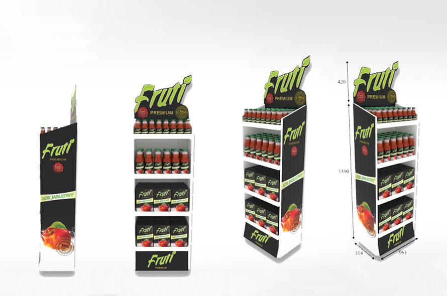 Présentoirs et packaging carton - Lux Emballages, expert en PLV carton