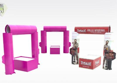 Displays carton personnalisés