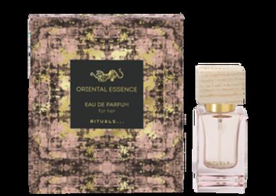 Packaging carton pour parfum
