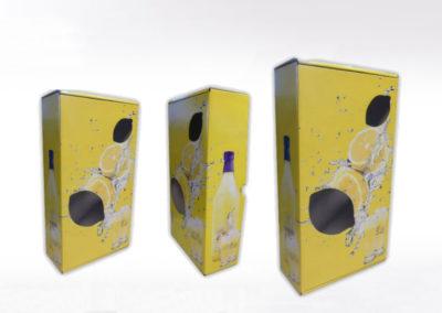 Présentoir carton, PLV - Lux Emballages