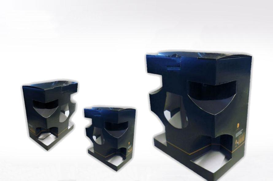 Boîte PLV carton - Lux Emballages, expert en PLV carton