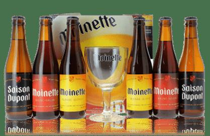 Packaging carton pour bouteilles de bière - Lux Emballages, expert en PLV carton