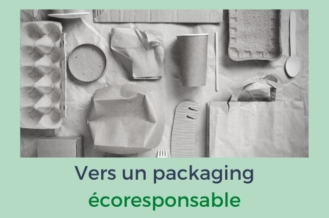 Vers un packaging écoresponsable