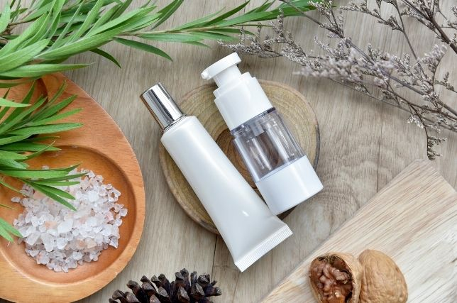 Packaging écoresponsable pour cosmétique